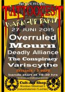 Tattoofest Warm Up Party 2015